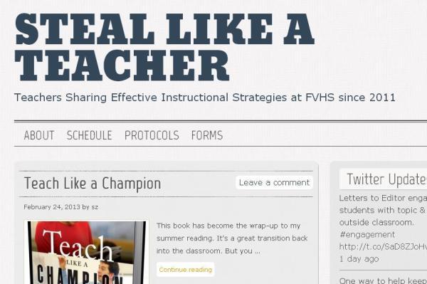 Steal Like A TeacherCropped