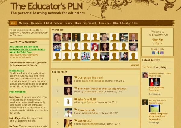 Educators PLN