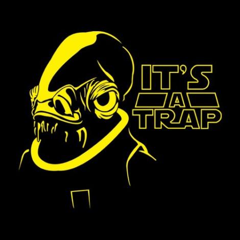 its-a-trap