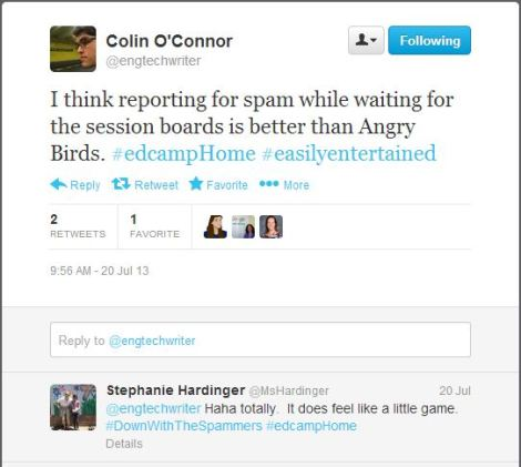 Colin help
