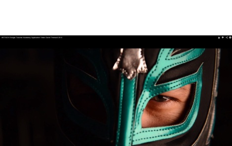 Mask Close Up