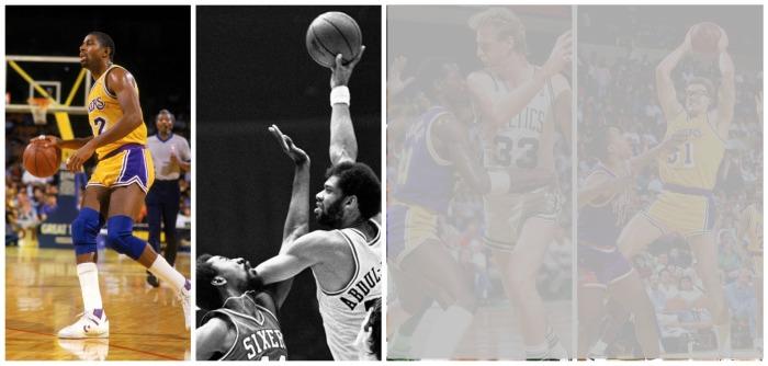 Top 2 Favorite Lakers