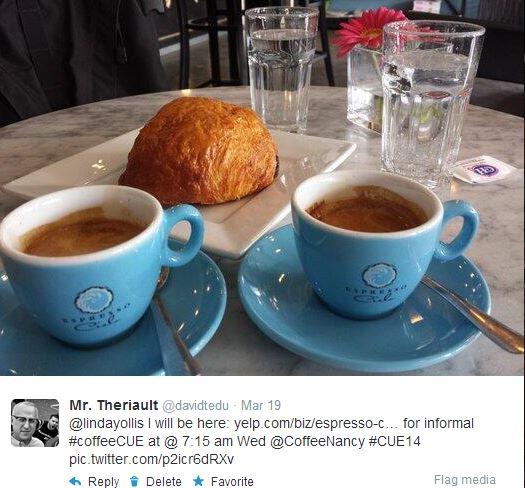 coffeeCUE